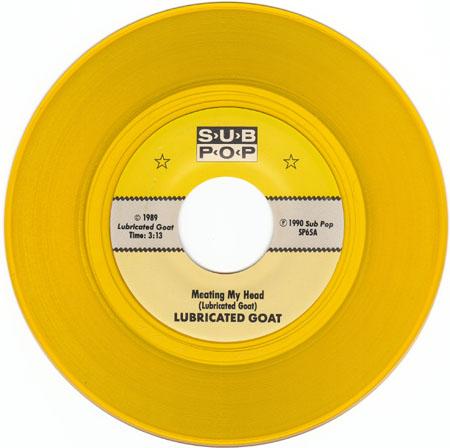 Sub Pop Singles Club V1 Discography Pette Discographies