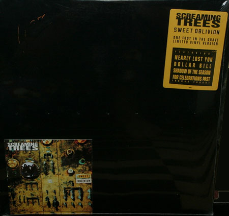 Screaming Trees Sweet Oblivion