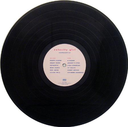 Velocity Girl / Black Tambourine / Powderburns - What Kind Of Heaven Do You Want?